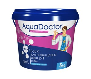 AquaDoctor pH Plus 50 кг.
