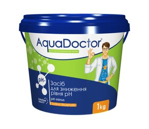 AquaDoctor pH Minus 1 кг.